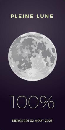 Calendrier lunaire pour la coloration des cheveux en juillet 2019